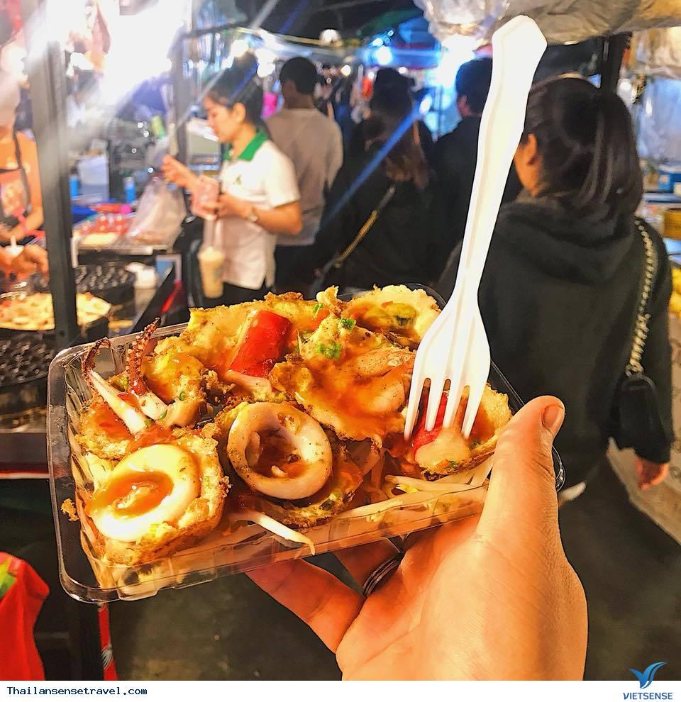 Ăn gì, đi đâu khi du lịch Bangkok - Ảnh 2