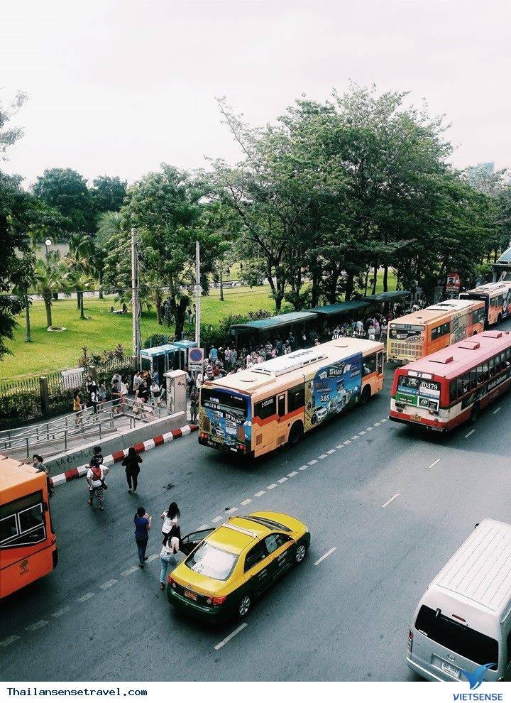 Phương tiện di chuyển tại Bangkok - Ảnh 3