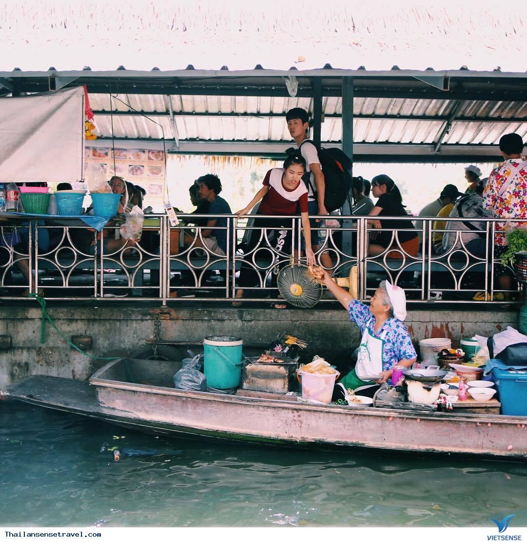 Ăn gì, đi đâu khi du lịch Bangkok - Ảnh 12