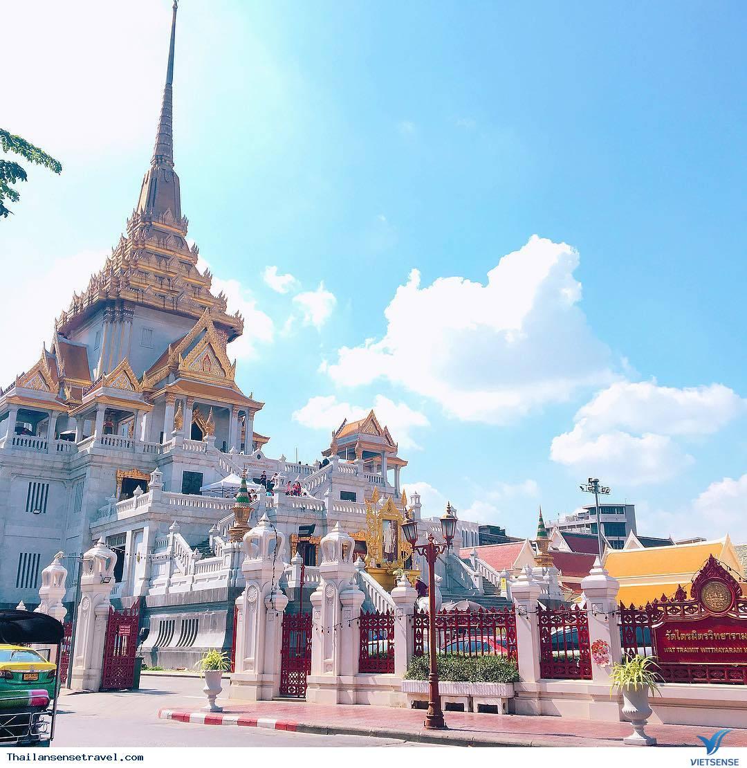 Ăn gì, đi đâu khi du lịch Bangkok - Ảnh 11