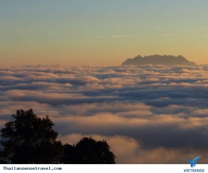 Biển mây tại Huay Nam Dang - Chiang Mai - Ảnh 3