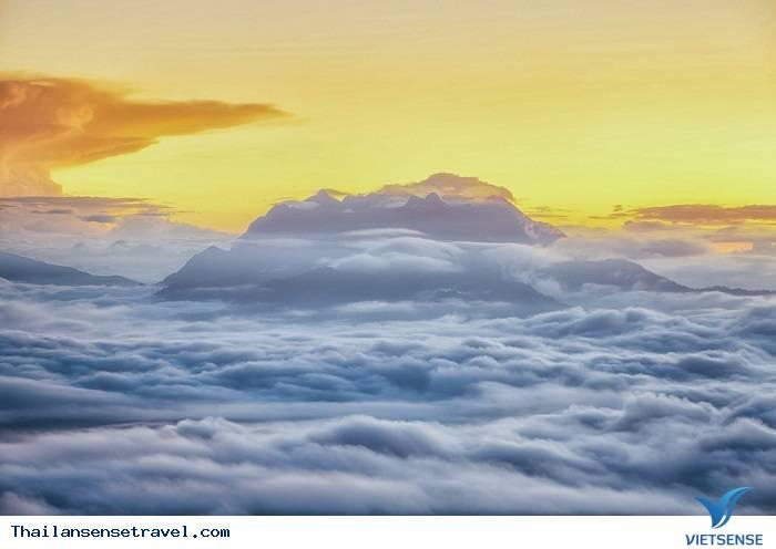 Biển mây tại Huay Nam Dang - Chiang Mai - Ảnh 7
