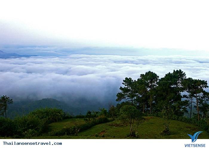 Biển mây tại Huay Nam Dang - Chiang Mai - Ảnh 6