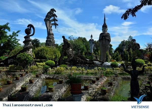 Vẻ đẹp bình yên vùng Đông Bắc Thái Lan