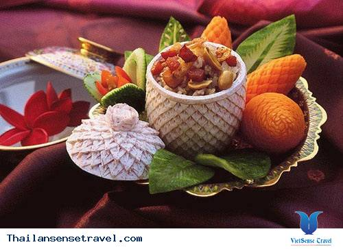 Đẹp mắt các món Chao Wang của Thái Lan - Ảnh 3