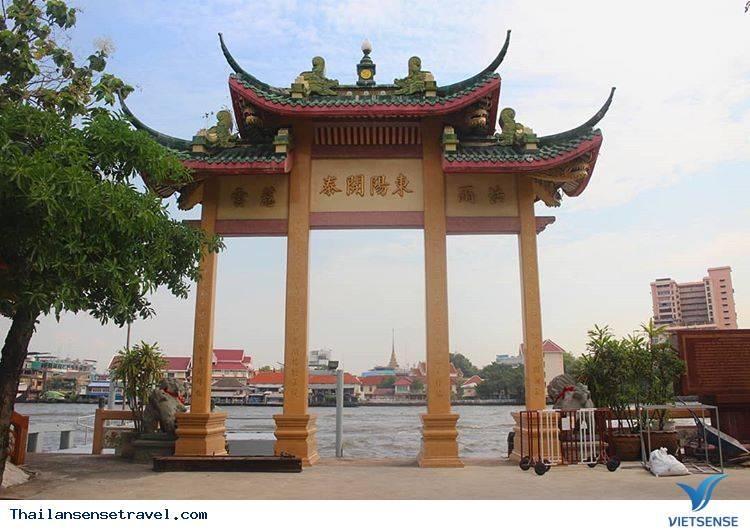 Kiến trúc tổng thể của chùa Chee Chin Khor