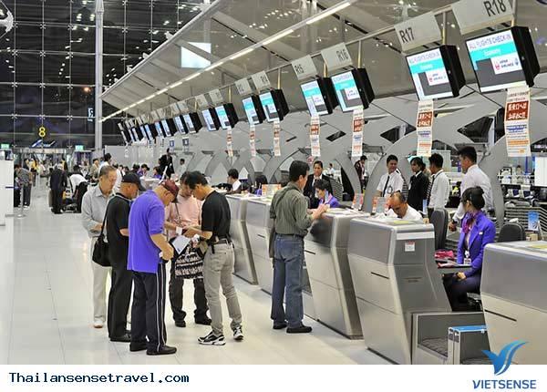 Chia sẻ kinh nghiệm làm thủ tục tại các sân bay Thái Lan - Ảnh 2