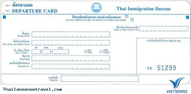 Chia sẻ kinh nghiệm làm thủ tục tại các sân bay Thái Lan - Ảnh 1