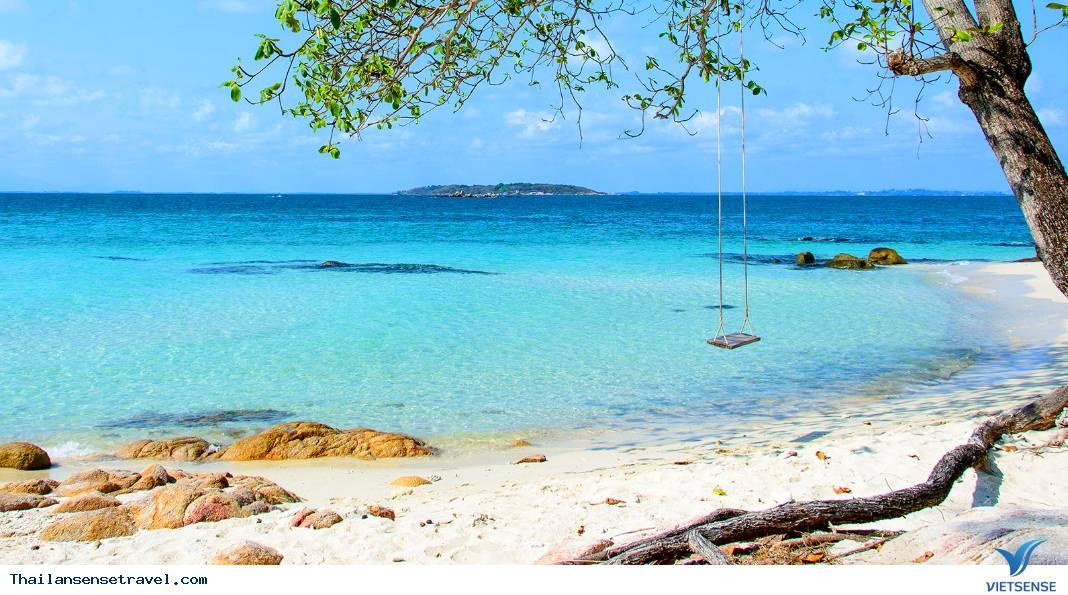 Bãi biển vui chơi Laem Mae Phim