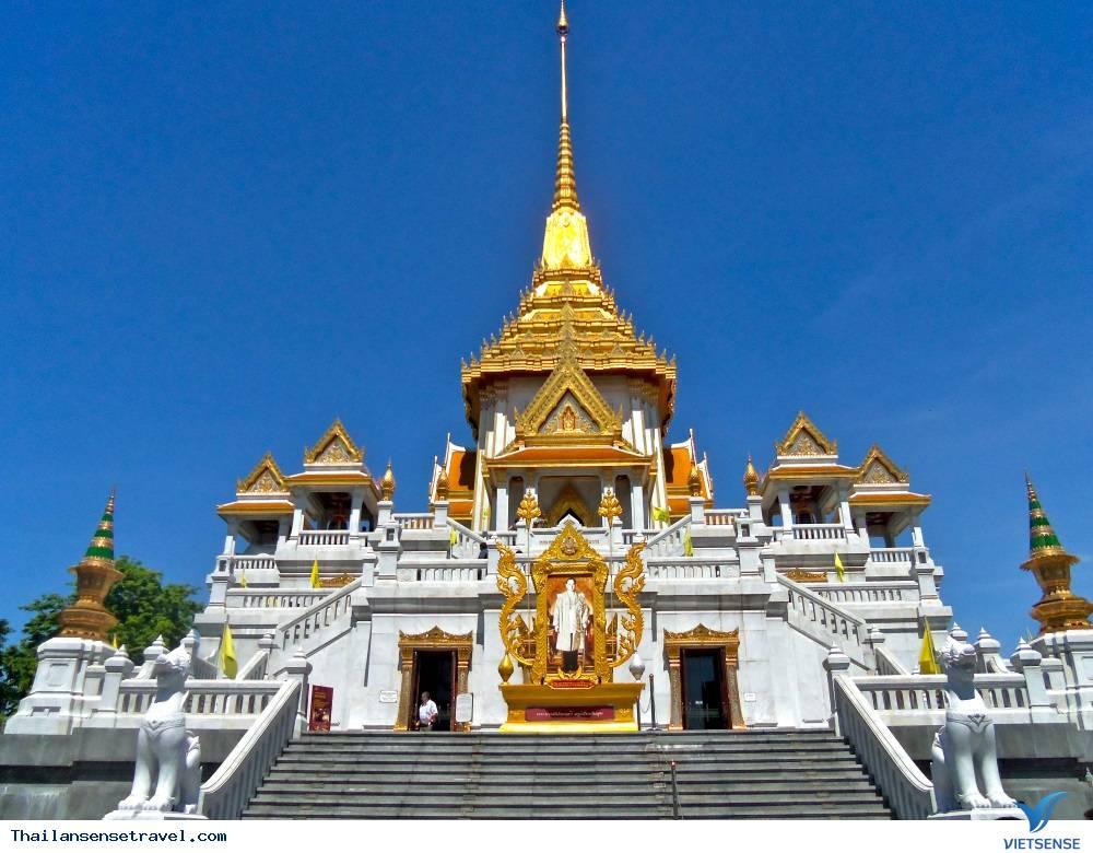 Chùa Phật Vàng Bangkok Thái Lan - Ảnh 1