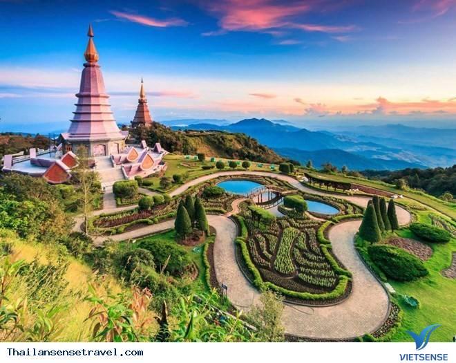 Công viên Quốc gia Doi Inthanon ở Chiang Mai - Ảnh 2
