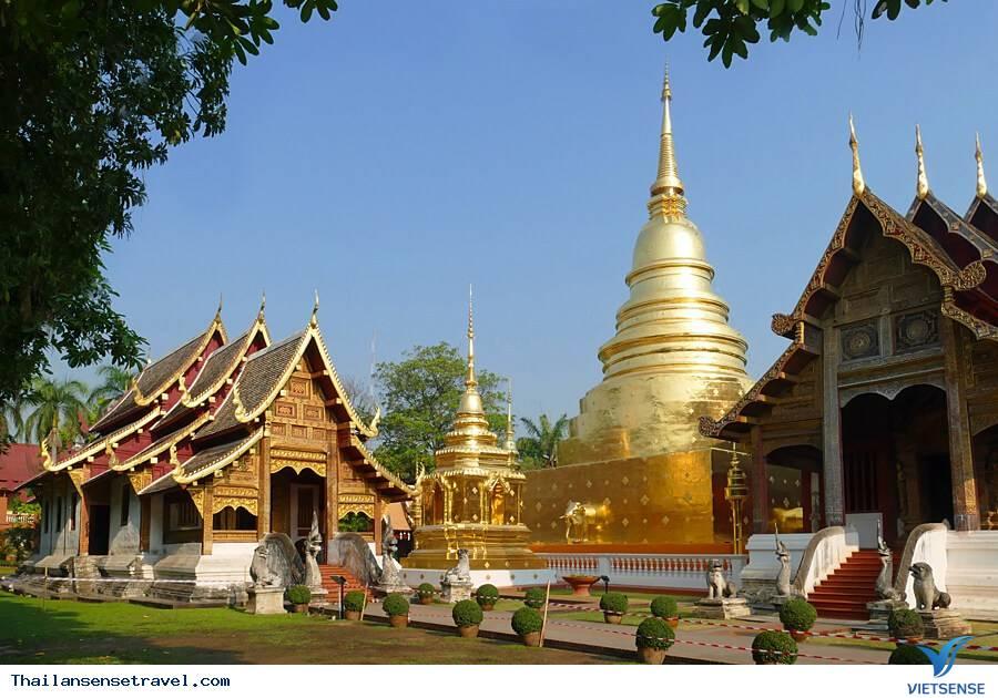 Hai ngôi chùa đẹp nhất tại Chiang Mai