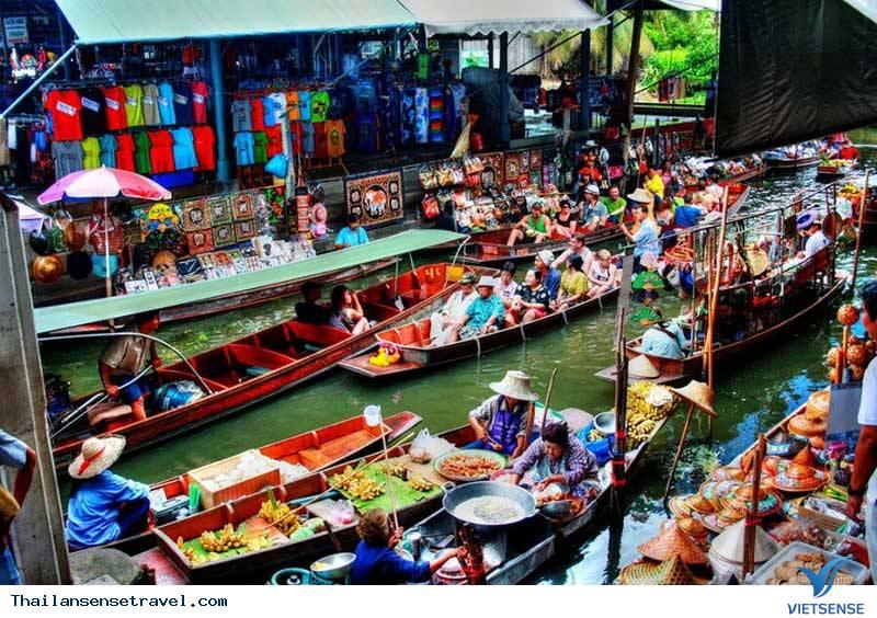 Đến Thái Lan Trải Nghiệm Những Phong Cách Ẩm Thực Mới Lạ - Ảnh 1