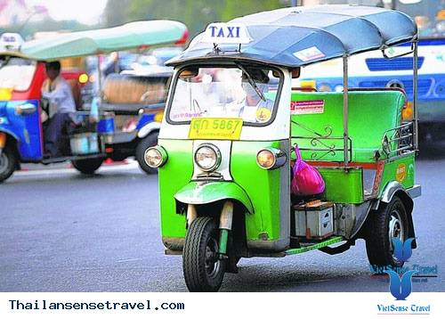 Về tuk tuk – phương tiện thăm quan lý tưởng ở Bangkok - Ảnh 4