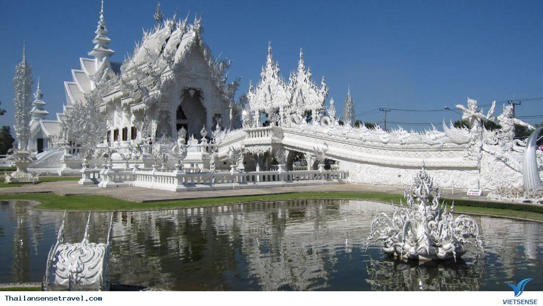 Đền Wat Rong Khun ở Thái Lan - Ảnh 2