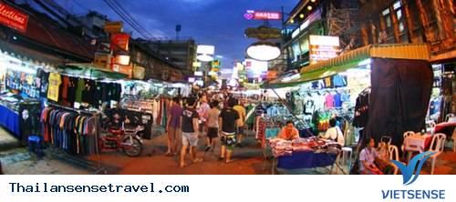 Thủ đô Bangkok - điểm thu hút du khách bậc nhất với lễ hội té nước - Ảnh 3