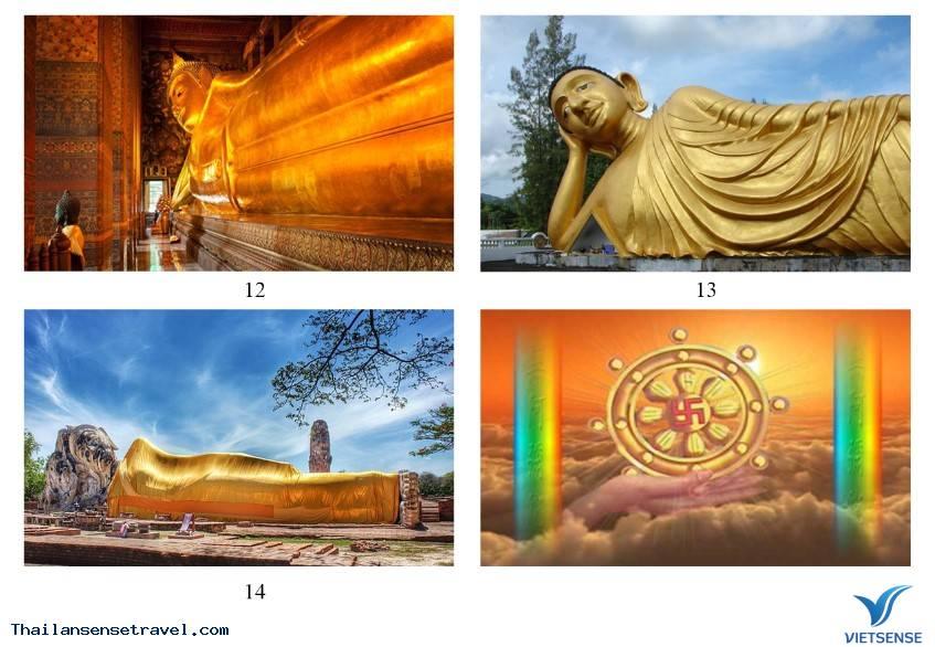 Tượng Phật đứng ở Phuttha Monthon Buddha
