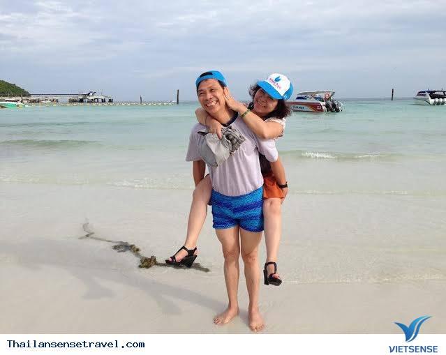 Đoàn tour ghép tham quan du lịch Thái Lan ngày 11 15/8/2015