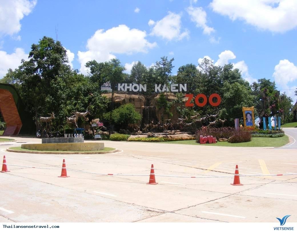 Sở thú Khonkaen
