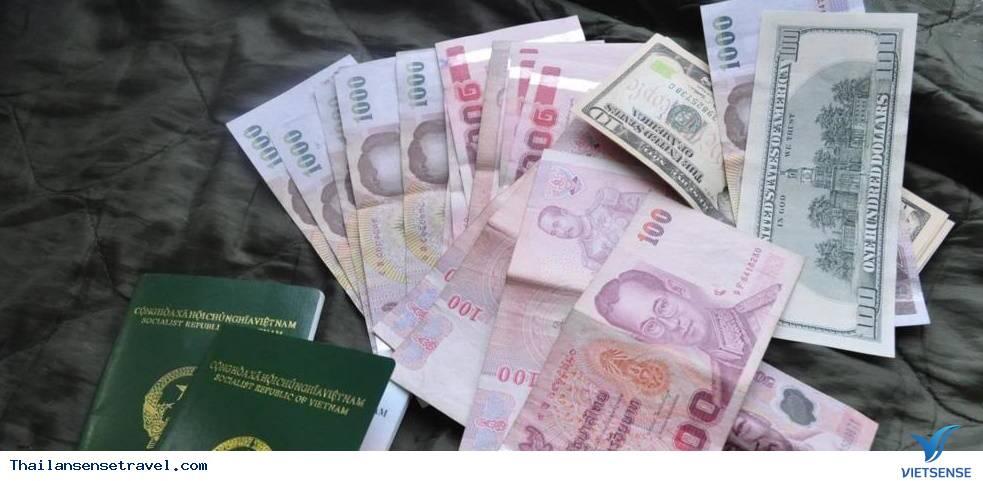 Thông tin mang theo 20.000 baht mới được nhập cảnh Thái Lan có xác thực hay không?