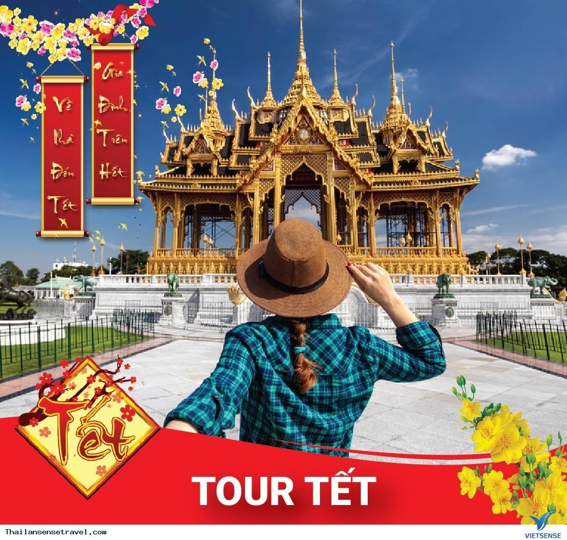Du lịch Thái Lan khuyến mãi nhân dịp cuối năm 2018 - đầu năm 2019 - Ảnh 1