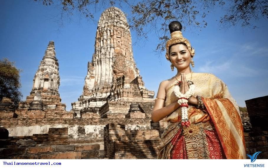 Con người Thái Lan – Chủ yếu là theo Phật Giáo - Ảnh 1