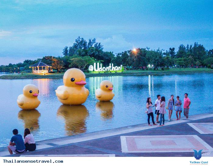 Ghé thăm thành phố vừa đẹp vừa giàu tính văn hóa ở Thái Lan - Ảnh 2
