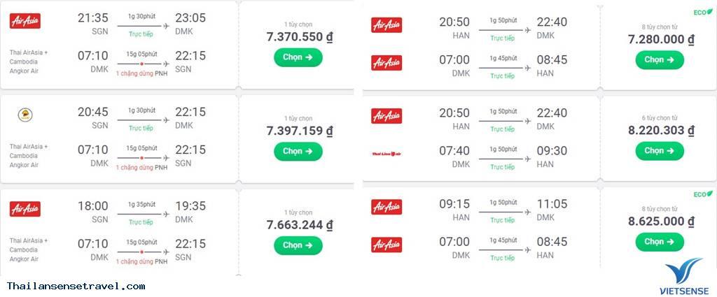 Gợi ý cách tìm vé máy bay giá rẻ đi Thái Lan dịp tết âm lịch 2019 - Ảnh 2