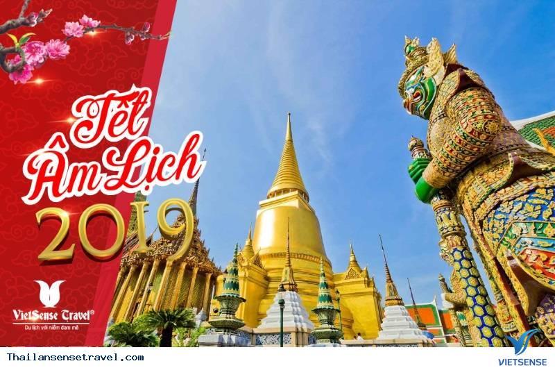 Gợi ý cách tìm vé máy bay giá rẻ đi Thái Lan dịp tết âm lịch 2019 - Ảnh 1