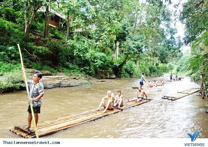Hẻm núi Pha Chor, Chiang Mai khiến bạn lầm tưởng như đang ỏ Mỹ - Ảnh 4