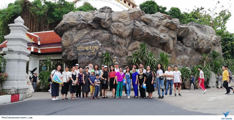 Hình ảnh đoàn Bangkok - Pattaya 30/05-03/06/2018 do Vietsense tổ chức - Ảnh 2