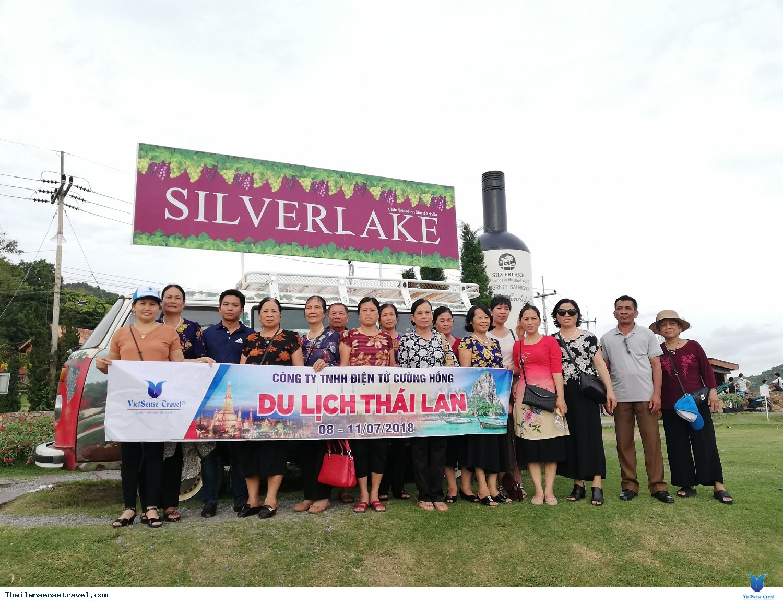Hình ảnh đoàn Thái Lan 08 - 11/07/2018 - Ảnh 5