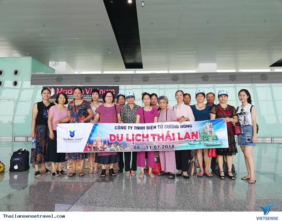 Hình ảnh đoàn Thái Lan 08 - 11/07/2018 - Ảnh 2