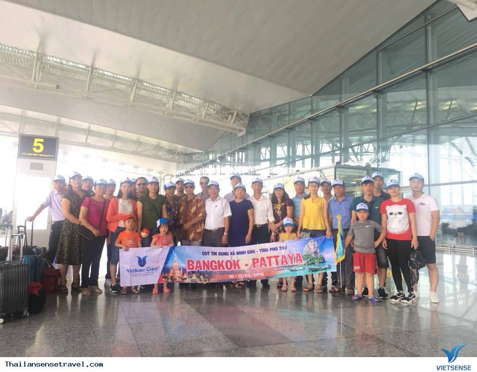 Hình ảnh đoàn Thái Lan 10 - 13/06/2018 - Ảnh 2
