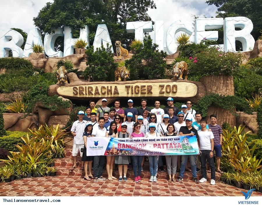 Hình Ảnh Đoàn Thái Lan 15 - 19/06/2018 - Ảnh 2