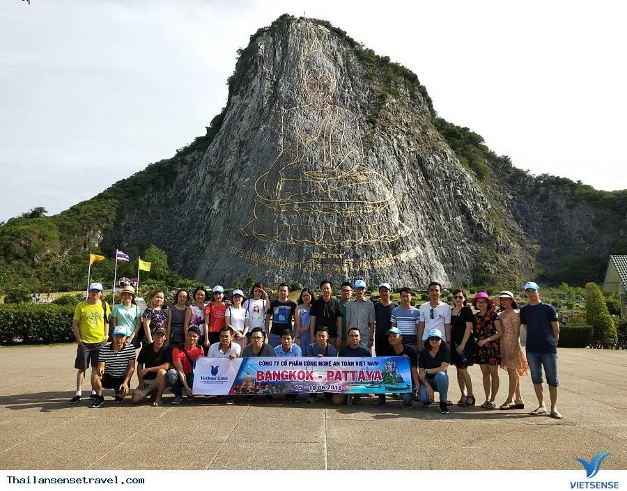 Hình Ảnh Đoàn Thái Lan 15 - 19/06/2018 - Ảnh 1