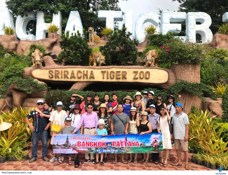 Hình ảnh đoàn Thái Lan 17 - 20/06/2018 - Ảnh 6