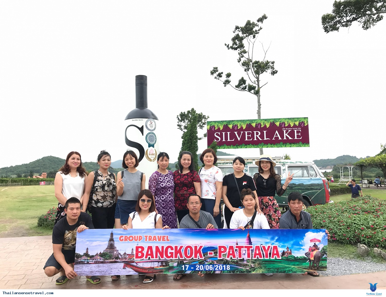 Hình ảnh đoàn Thái Lan 17 - 20/06/2018 - Ảnh 1