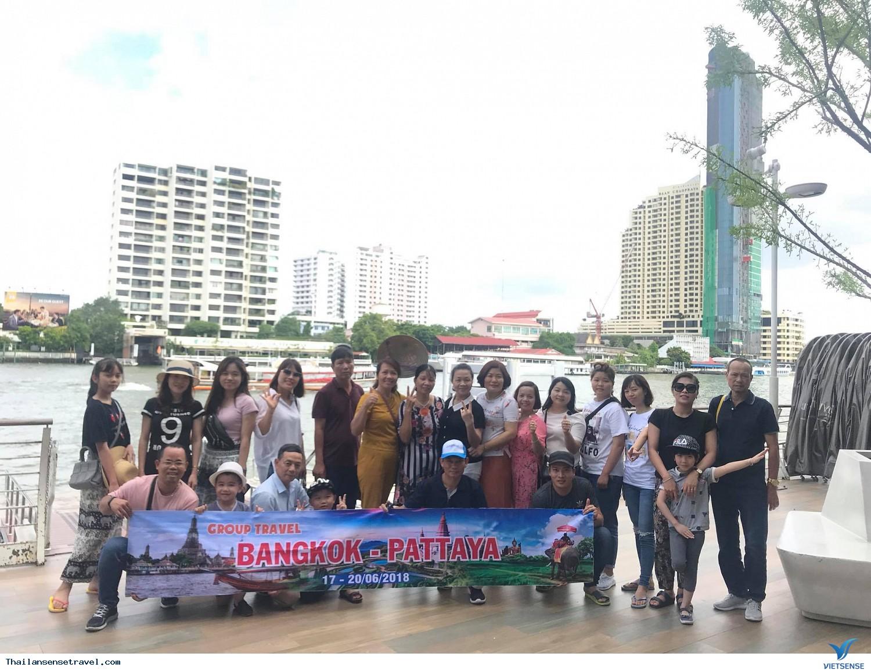 Hình ảnh đoàn Thái Lan 17 - 20/06/2018 - Ảnh 3