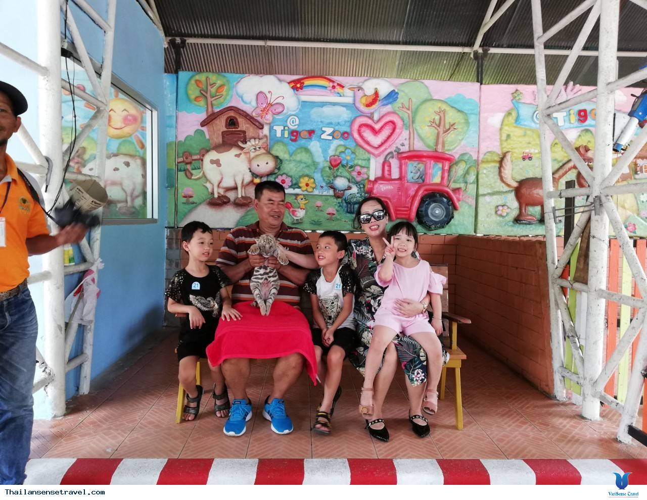 Hình ảnh đoàn Thái Lan 22 - 26/06/2018 - Ảnh 3