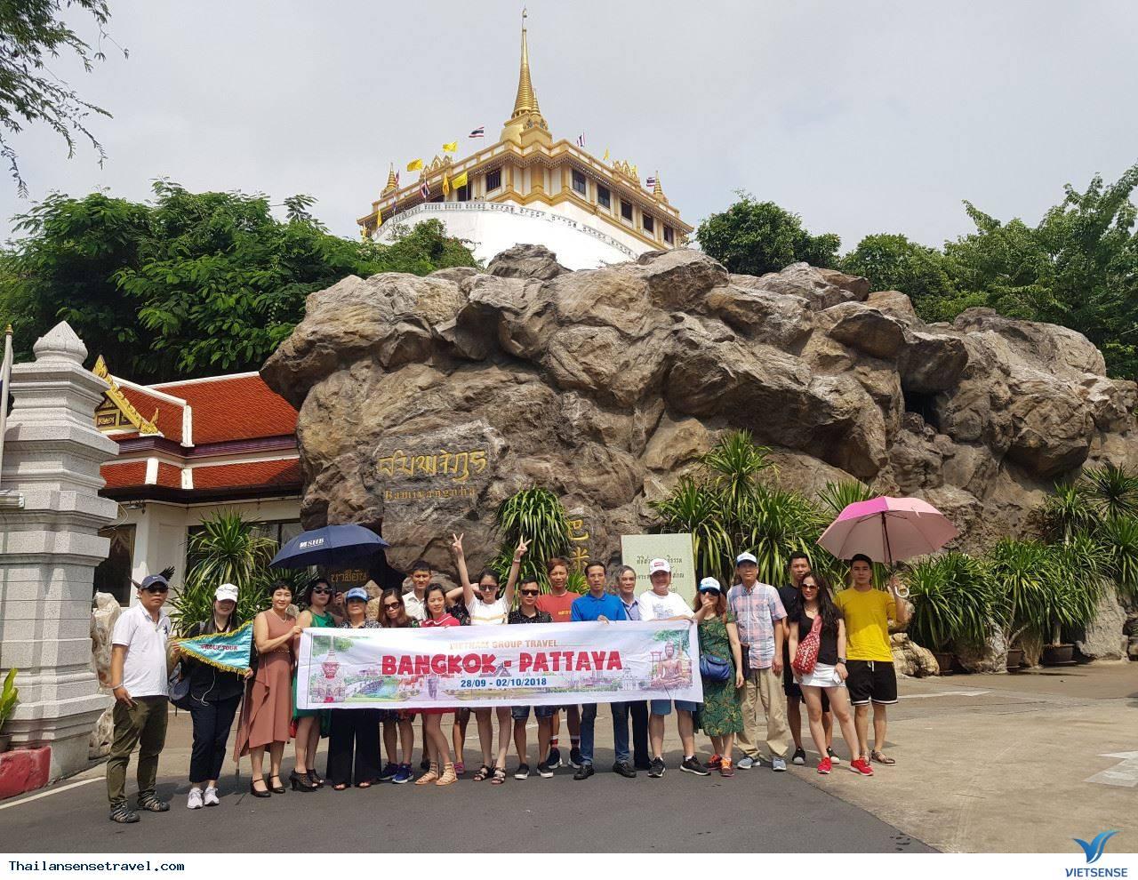 Hình Ảnh Đoàn Thái Lan 28/09 - 02/10/2018 - Ảnh 1