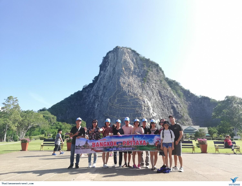 Hình Ảnh Đoàn Thái Lan 31/08 - 04/08/2018 - Ảnh 3