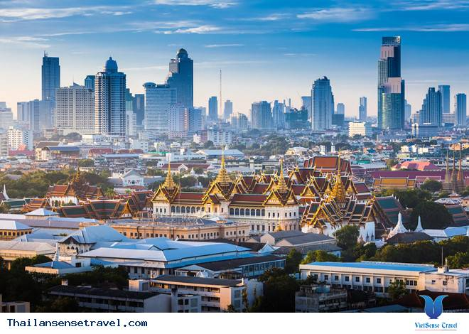 Kết thúc 2018 tổng 1 triệu người Việt du lịch Thái Lan - Ảnh 1