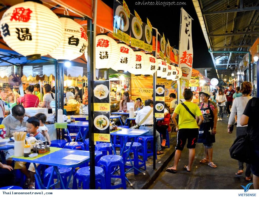 Khám Phá Ẩm Thực Thái Lan Ở Chợ Đêm Hua Hin - Ảnh 6