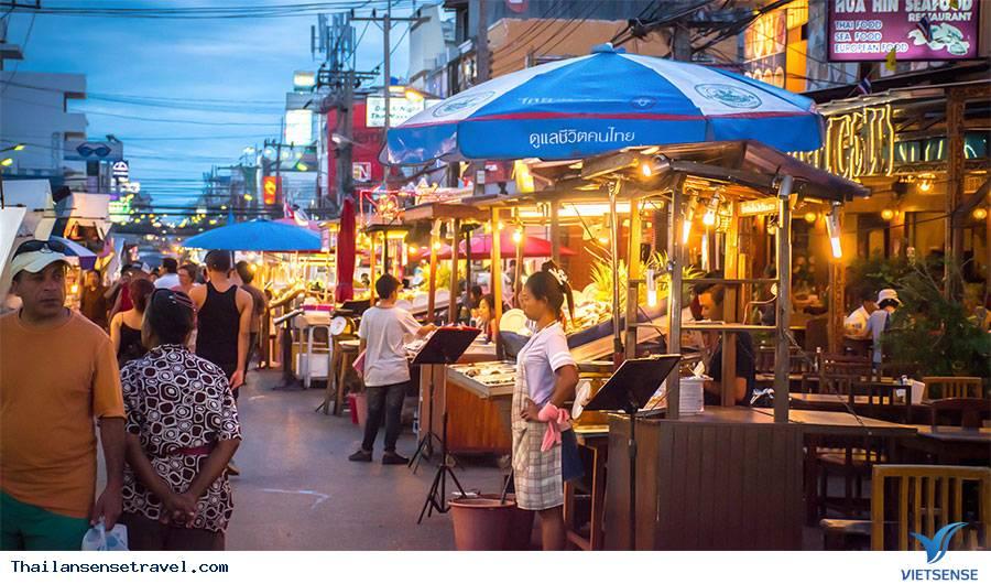Khám Phá Ẩm Thực Thái Lan Ở Chợ Đêm Hua Hin - Ảnh 2
