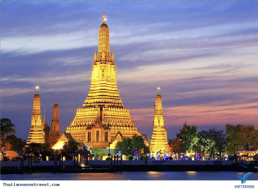 Khám phá ngôi chùa Bình Minh tại Thái Lan cùng Vietsense Travel - Ảnh 2