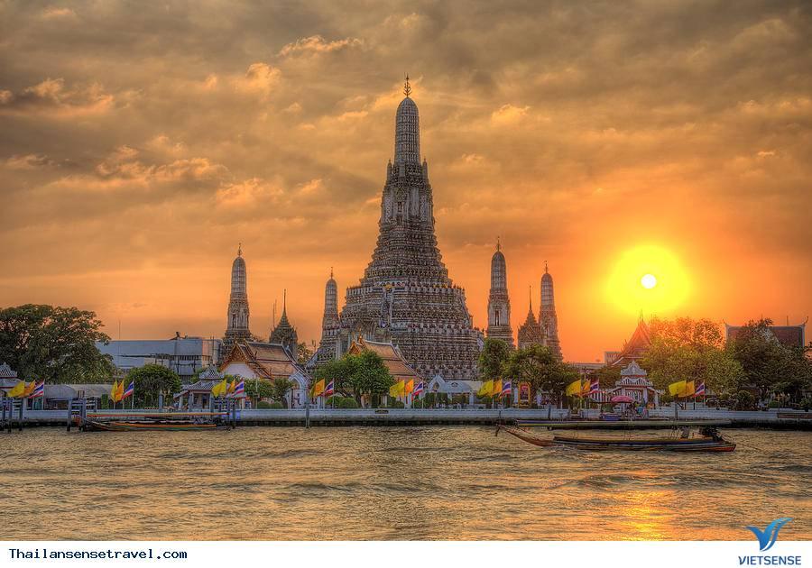 Khám phá ngôi chùa Bình Minh tại Thái Lan cùng Vietsense Travel - Ảnh 1