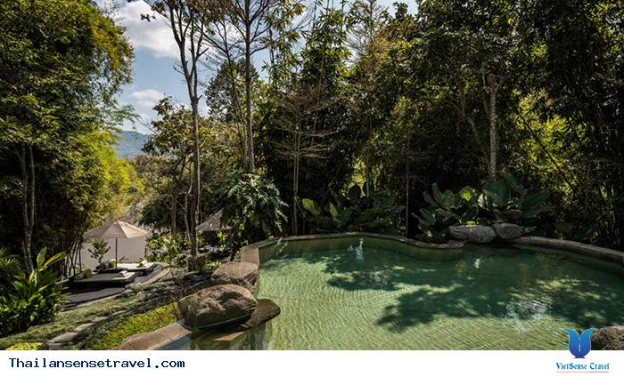 Tham quan khu resort sang trọng đắt đỏ bậc nhất tại Thái Lan - Ảnh 7