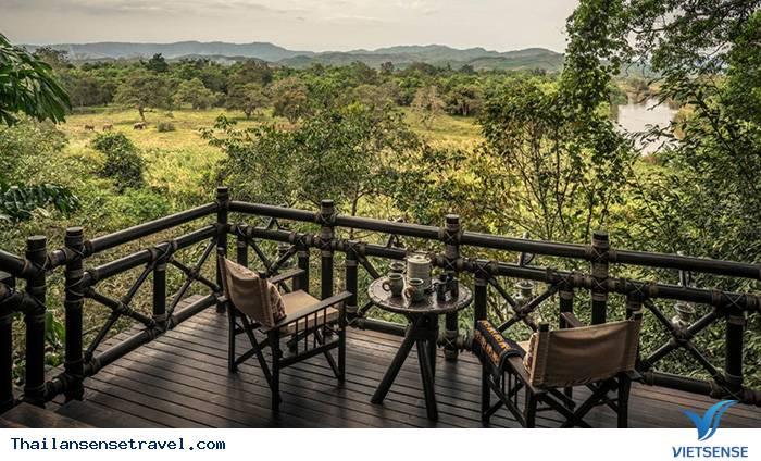 Tham quan khu resort sang trọng đắt đỏ bậc nhất tại Thái Lan - Ảnh 3