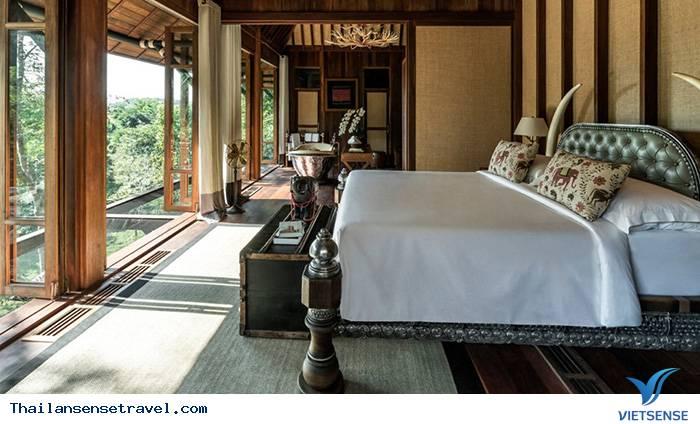 Tham quan khu resort sang trọng đắt đỏ bậc nhất tại Thái Lan - Ảnh 4